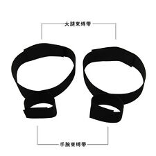 Adult Toy SM Fetish Restraint Bondage Thigh Handcuffs Slave Cosplay Toy Game