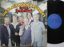 Country Promo Lp The Blackwood Brothers On The Jericho Road On Skylite