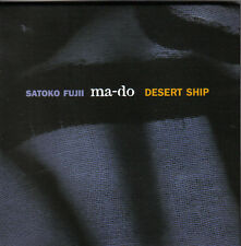 CD SATOKO FUJII MA-DO Desert Ship Sunset in Desert | Not Two