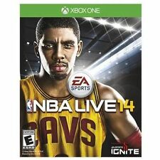 NBA Live 14 (Microsoft Xbox One, 2013)