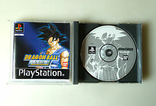 DRAGON BALL FINAL BOUT PLAYSTATION PS1 PSONE PSX PAL ESPAÑA