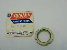 NOS YAMAHA 806-17642-00-00 PRIMARY SHEAVE SPECIAL SHAPE NUT SL338 SL396 SS338