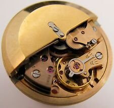 used Lemania 3600 21 jewels Watch movement for parts  ...
