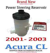 2001 - 2003 Acura CL Genuine OEM Honda Power Steering Pump Reservoir