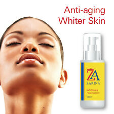 ZARINA WHITENING FACE SERUM REDUCE CHLOASMA PATCHES EVENS SKIN TONE LIGHTER