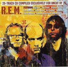 UNCUT REM: Strange Currencies 20-track CD NEW Big Star Laura Nyro Tim Buckley