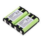 2 PCS HHR-P104 3.6V 900mAh Home Phone Battery For Panasonic HHRP104