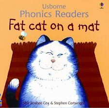 Fat Cat on a Mat (Easy Words to Read)