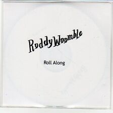 (EN674) Roddy Woomble, Roll Along - 2011 DJ CD