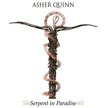 Asher Quinn (Asha) - Serpent in Paradise - CD