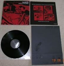 Plague Mass Union Of Egoists LP Pre Order 3/50 Blk NEW FREE SHIPPING