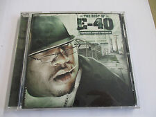 E-40 - Best of Yesterday Today & Tomorrow - CD