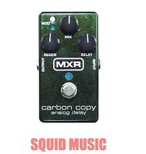 MXR Carbon Copy Analog Delay Guitar Effects Pedal M169 M-169 ( OPEN BOX )
