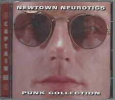 THE NEWTOWN NEUROTICS - THE PUNK COLLECTION - (still sealed cd) - AHOY CD 163