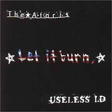 The Ataris/Useless I.D. Let It Burn CD NEW 2000 U.S. Punk Kung Fu