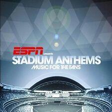 1 CENT CD VA - ESPN Presents Stadium Anthems: Music for the Fans queen, emf