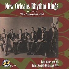 New Orleans Rhythm Kings 1922-1925 (The Complete Set), New Music