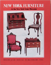Antique New York Furniture - the New York State Museum - Collection Catalog