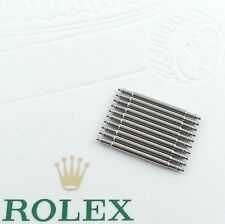 10X GENERIC Special STRONG made for Rolex SPRING BARS for CASE 20mm Lugs #16233