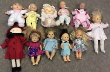 Realistic Baby Doll Lot Cloth Body Reborn Baby So Beautiful Madeline Mattel EUC