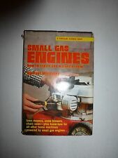 Small Gas Engines : How to Repair and Maintain Them, Paul Weissler 1975, HC 181