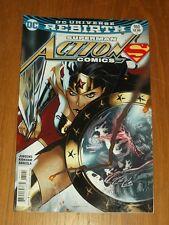 ACTION COMICS #960 DC UNIVERSE REBIRTH SUPERMAN VARIANT