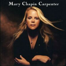Time Sex Love - Mary-Chapin Carpenter (2001, CD NIEUW)