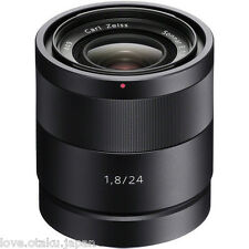Sony Sonnar T* E 24mm F1.8 ZA Lens for E-mount α7R NEX-7 NEX-6 NEX-5 NEW EMS F/S
