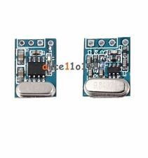 Imported 315MHZ Transmitter and Receiver SYN115 SYN480R ASK Wireless Module