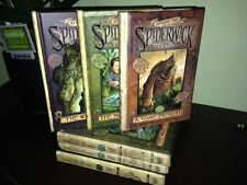 Beyond the Spiderwick Chronicles Book Set: Book 1, 2 & 3 - Hard Cover-New!
