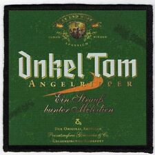 ONKEL TOM PATCH / SPEED-THRASH-BLACK-DEATH METAL