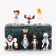 Anime One Piece WCF World Collectable Figure Film Gold Vol.1 Of 7 Set New In Box