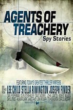 Agents Of Treachery _ Otto Penzler_ Inc Lee Child _Libro Nuevo Versión Inglés