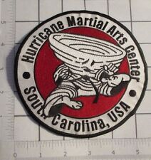 Hurricane Martial Arts Center Patch - South Carolina