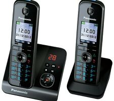 Panasonic KX-TG8162EB Twin cordless phone