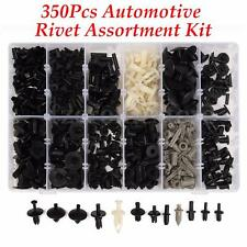 350pcs Car Auto Push Pin Rivet Trim Clip Panel Body Interior Fasteners Kit