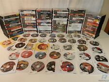 Lot of 155 PlayStation 2 PS2 Games - Need For Speed, Worms 3D, God of War 2