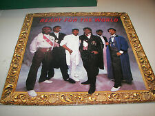 Ready For The World Long Time Coming  LP EX MCA-5829 1986