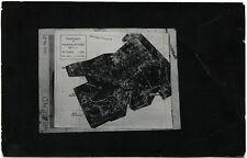 Luftaufnahmen bei Combres, Orig.-Photo von 1916
