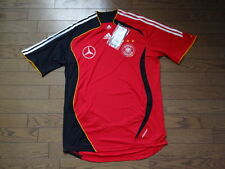 Germany 100% Original Player Issue Soccer Jersey BNWT L Formotion 2006/07 Away