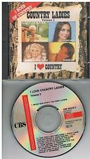 Country Ladies Volume 2   CD 1989