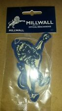 new millwall football club car air freshner the blues the den the lions MFC