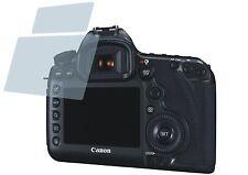 Canon EOS 5ds R (4x CC Pellicola Protettiva Protezione Display Proteggi Schermo Display Pellicola
