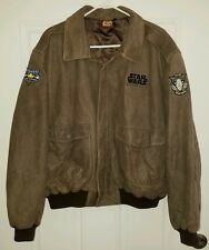 Star Wars Episode 1 Leather Jacket