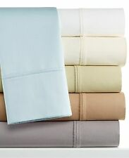 Fine Linens Dover Collection 450 Thread Count CAL KING Sheet Set Green U410