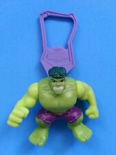 2009 Marvel Super Hero Squad - THE HULK CLIP-ON - Burger-King