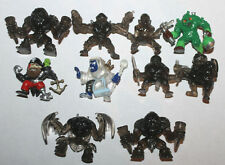 Moose Fistful of Power Mini Action Figure Lot #16 of 10x Figures