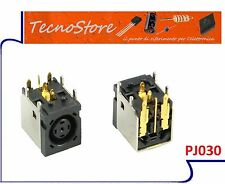 CONNETTORE DI ALIMENTAZIONE DC POWER JACK NOTEBOOK DELL Latitude D830N * NUOVO *