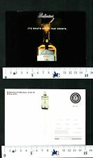 BALLANTINES -SCOTCH WHISKY - IT'S WHAT'S INSIDE THAT COUNTS - 56715