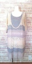 """Free Shipping!! Spring Knit Long Tunic """"NiceClap""""Japan Brand Ship to USA Only!"""